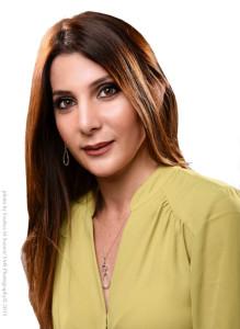 Portrait of Ghada Salem