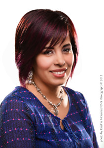 Portrait of Yvette Gonzalez